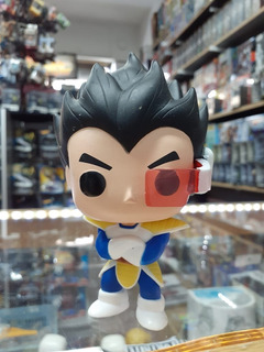 Funko Pop Dragon Ball Z Vegeta #10