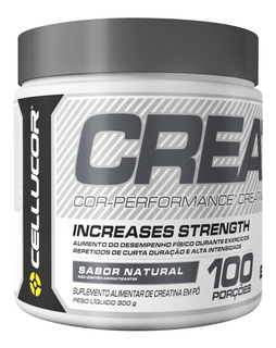 Creatina Cellucor 300g - Cor Performance - 100 Servings
