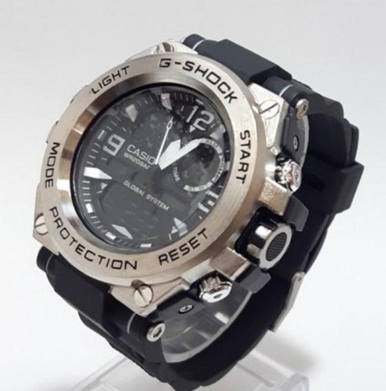 Relógio G-shock Casio Caixa De Metal