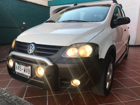 Volkswagen Crossfox 1.6 Aa Cd Mp3 Ee Mt 2009