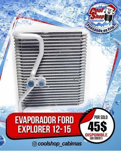 Evaporador Ford Explorer 2012-2014
