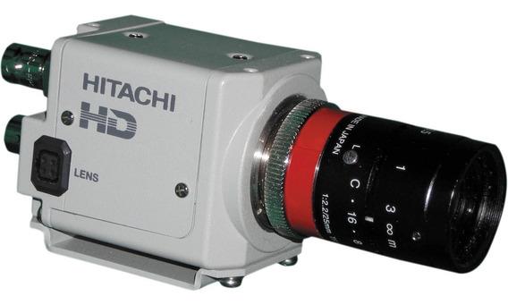 Câmera Colorida Hitachi Kp-hd20a Compact Hdtv