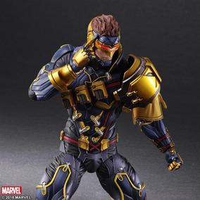 X-men Cyclops Marvel Play Arts Kai Square Enix - Ciclope