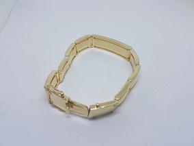 Bracelete De Ouro 18k - 21 Cm 50 Gramas 2 Modelo