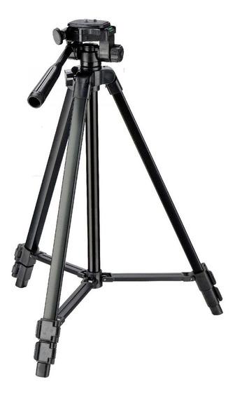 Tripe Para Câmera Digital, Dslr E Filmadora Atl 1,35 Tr 450