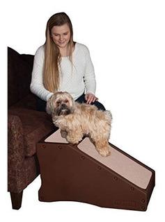 Combo De Rampa De Escalera Para Mascotas Para Gatos Y Perros