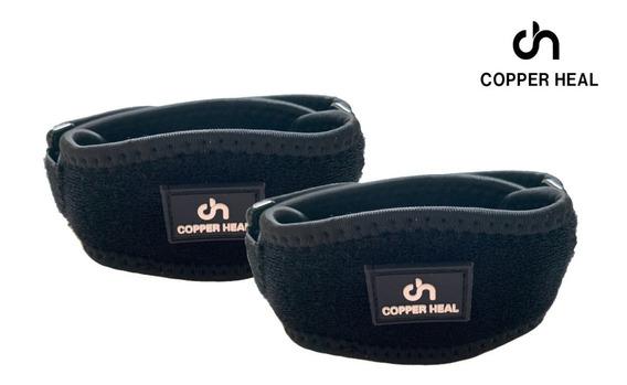 Copper Heal Codera Deportiva Tenis Epicondilitis Padel Golf