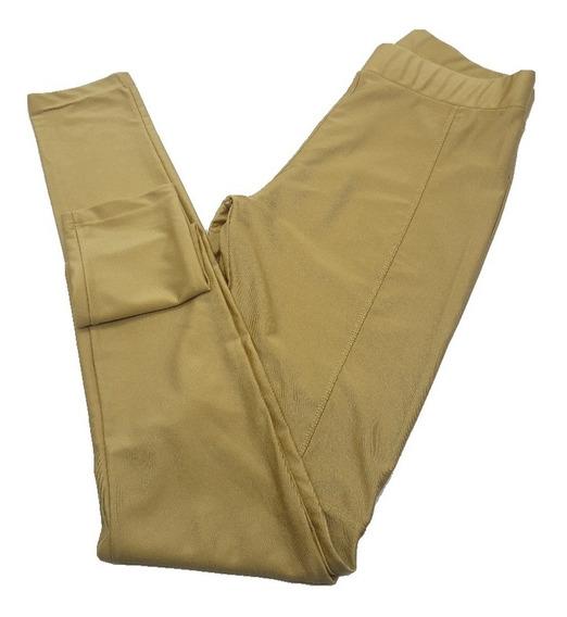 Calzas Lisas Mujer Variadas Algodón Lycra Moda Sar Pa9910