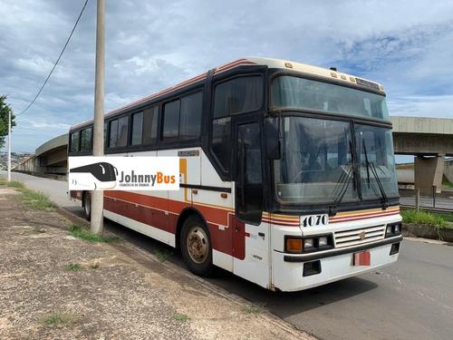 Ônibus Rodoviário Buscar Jumbus 360 - Ano 1991/92 Johnnybus