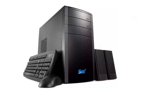 Imagem 1 de 4 de Computador Positivo Celeron 1007u 4gb 500gb Win 8