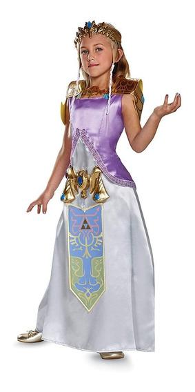Disfraz Importado Para Niña De Zelda