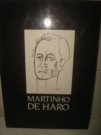 Livro Martinho De Haro - Walmir Ayala -