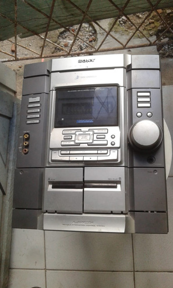 Frente Completa Sony Mhc-rg33