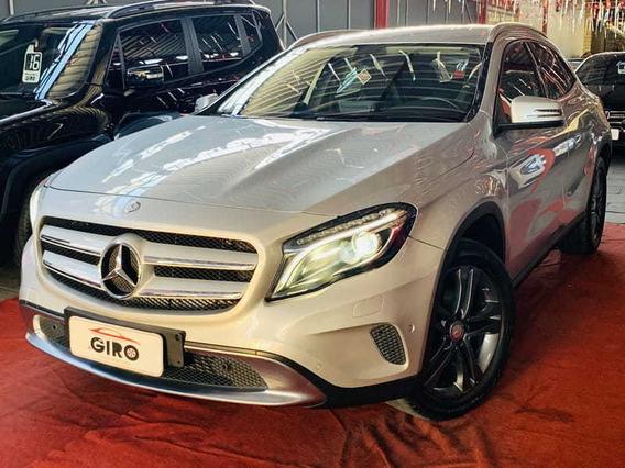 Mercedes-benz Gla 200 1.6 Cgi Advance 16v Turbo 4p 2016