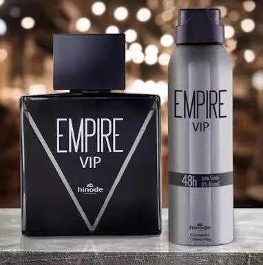 Perfume Empire Vip Hinode + Desodorante Vip