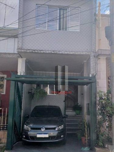 Imagem 1 de 17 de Sobrado Com 2 Dormitórios À Venda, 80 M² Por R$ 435.000 - Vila Prudente (zona Leste) - São Paulo/sp - So1581