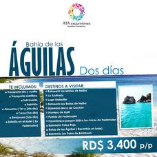 Ata Excursiones Gran Oferta Bahia De Las Aguilas