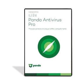 Panda Antivirus Pro 2 Anos 20 Pc .... Leia Com Atencao!