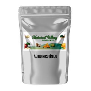 Acido Nicotinico Vitamina B3 100 Gramos