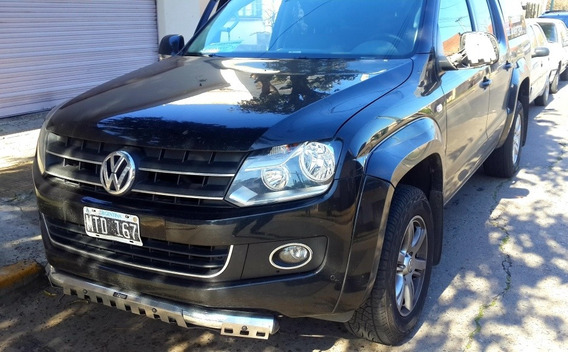 Volkswagen Amarok 2.0 Cd Tdi 4x2 Highline Pack C33 2013