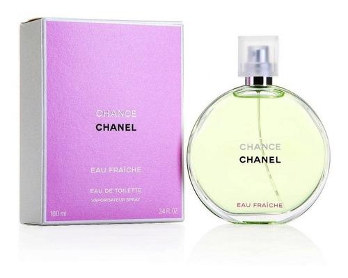 Chance Chanel Eau Fraiche Edt - L a $1200