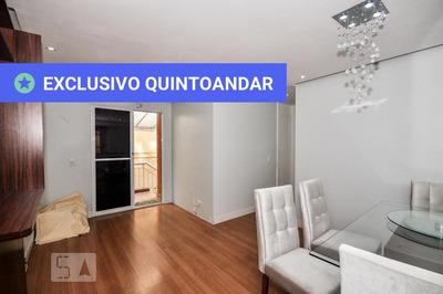 Apartamento No 1º Andar Com 2 Dormitórios E 1 Garagem - Id: 892934127 - 234127