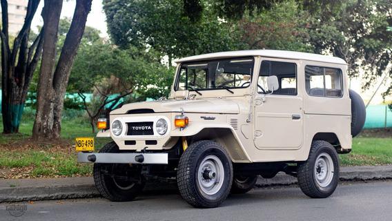 Toyota Fj40 Landcruiser