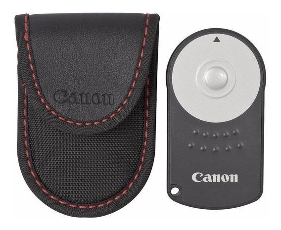Controle Remoto Original Rc-6 P/ Canon T6s T6i T7i 77d 80d