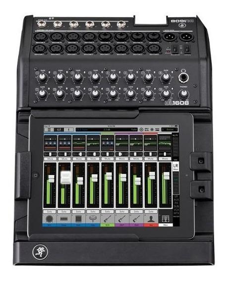 Mesa Mackie Digital Dl 1608l iPad