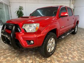 Toyota Tacoma Extremadamente Nueva Factura Original Credito