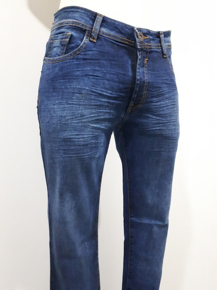Pantalón Collors Couture Mez Corte Semi Recto Strech 3289