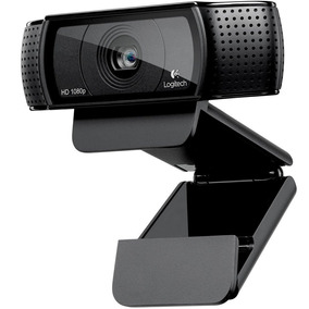 Webcam Logitech C920 Hd Pro Full Hd 1080p 15mp Box Lacrada