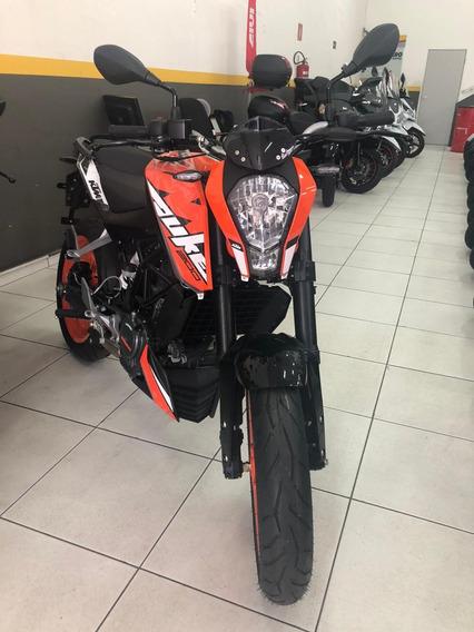 Nova Duke 200 Abs - 0km Pronta Entrega