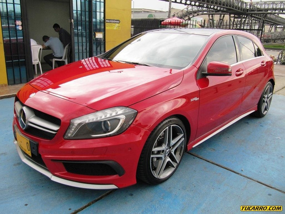 Mercedes Benz Clase A 45 Amg