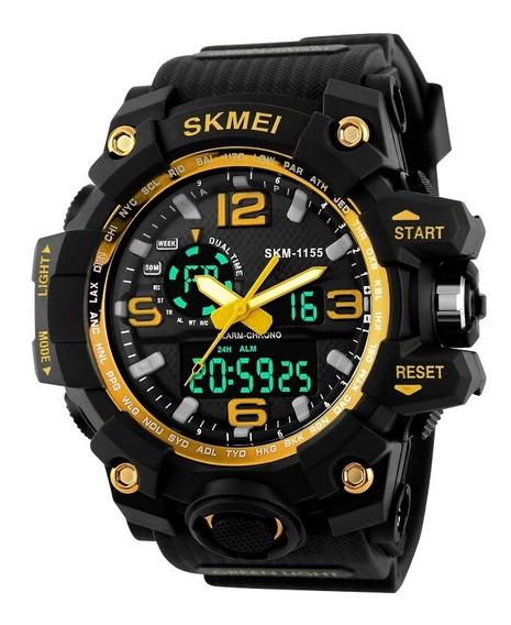Relógios Masculinos Militar Digital E Analógico Esportivo
