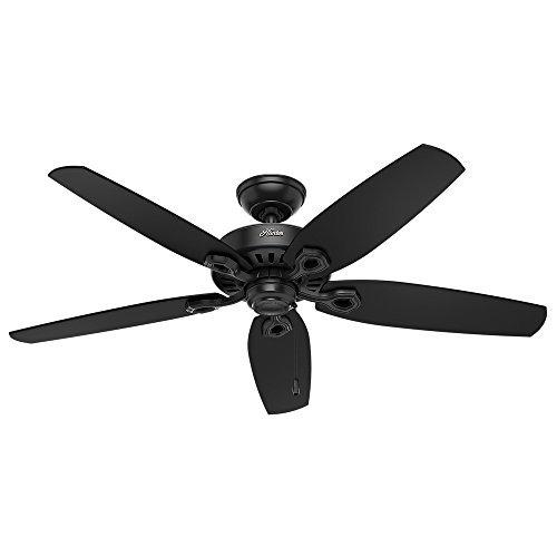 Imagen 1 de 9 de Hunter Fan Company 53294 Ventilador De Techo Húmedo De 52  B