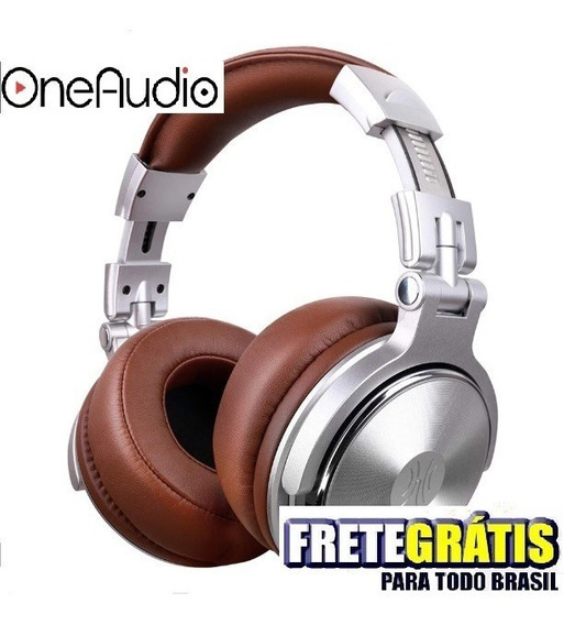 Fone De Ouvidos Headphone Oneodio Oneaudio Dj Profissional