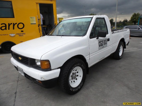 Chevrolet Luv Std [tfr][asl] Mt 2300cc 4x2