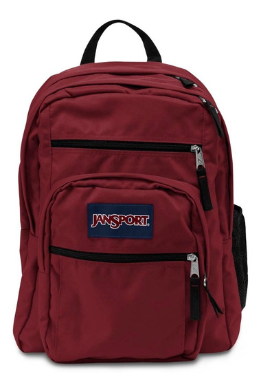 Zonazero Mochila Jansport Big Student Viking Red