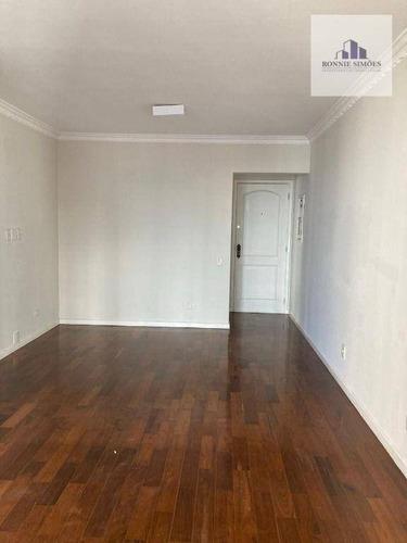Imagem 1 de 18 de Apartamento Para Alugar No Jabaquara, 2 Dormitórios, 1 Banheiro, 1 Sala Ampla, 1 Vaga De Garagem, 68 M², São Paulo. - Ap1259