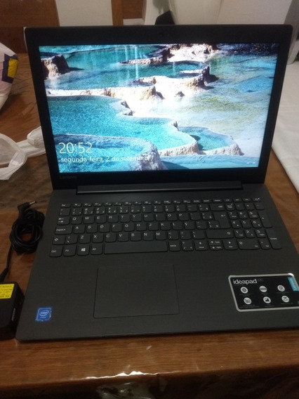 Notebook Ideapad 330 Lenovo Dual Core 4gb 1tb Tela 15.6
