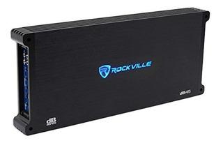 Amplificador Para Carro Rockville Db45 3200 Vatios/1600w
