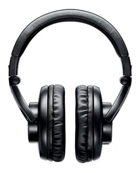 Headphone Profissional Shure Srh440 - Preto