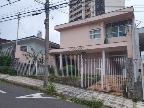 Sobrado Para Alugar, 250 M² Por R$ 2.900,00/mês - Centro - Sorocaba/sp - So4413