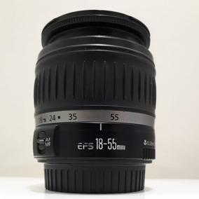 Lente Canon Zoom Efs 18-55mm F/3.5-5.6 Ii