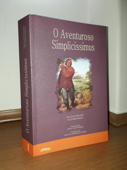 Aventuroso Simplicissimus Hans Jacob Christofell Frete R$15
