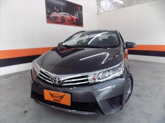 Toyota Corolla Corolla Gli Flex 4p Automático