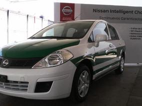 Nissan Tiida 1.8 Sense Sedan Mt