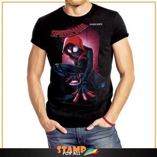 Camiseta Spiderman Spider Verse Homem Aranha Aranha Verso 03