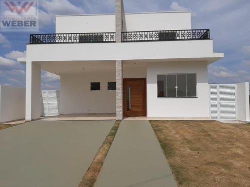 Linda Casa Em Boituva , Dentro De Condomínio Acabamento Tudo De Primeira! - 1200